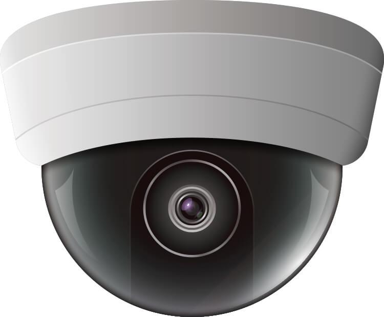 防犯カメラ等のセキュリティ対策機器